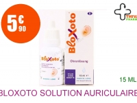 BLOXOTO Solution Auriculaire Flacon de 15ml
