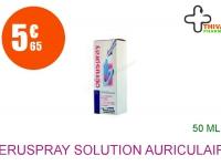 CERUSPRAY Solution Auriculaire Spray de 50ml