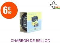 CHARBON DE BELLOC 125 mg Capsule molle Boîte de 36