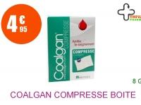 COALGAN Compresse Boîte de 5