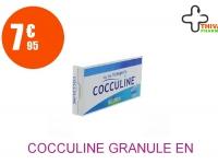 COCCULINE Granulé en récipient unidose 6T