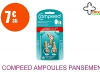 COMPEED AMPOULES Pansement assortiment Boîte de 5