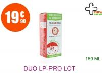 DUO LP-PRO Lot radicale poux et lentes Flacon de 150ml