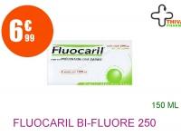 FLUOCARIL bi-fluoré 250 mg Pâte dentifrice menthe 2 Tube de 75ml