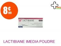 LACTIBIANE IMEDIA Poudre orodispersible 4 Sticks