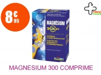 MAGNESIUM 300+ Comprimé Boîte de 80
