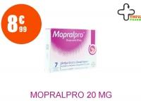 MOPRALPRO 20 mg Comprimé Gastro-Résistant Plaquette de 7