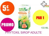 PHYTOXIL Sirop adulte enfant +2 Ans Flacon de 133ml