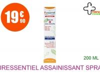 PURESSENTIEL ASSAINISSANT Spray aérien 41 huiles essentielles Flacon de 200ml