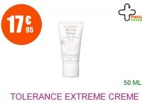 TOLERANCE EXTREME Crème cosmétique stérile Tube de 50ml