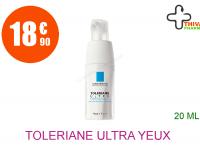 TOLERIANE ULTRA YEUX Crème anti-irritations anti-Poches Tube Airless de 20ml